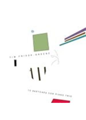 Tim Friese-Greene - 10 Sketches For Piano Trio (Music CD)