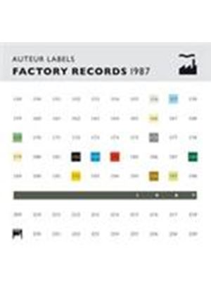 Various Artists - Auteur Labels: Factory Records 1987 (Music CD)