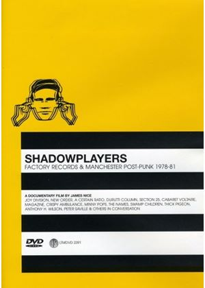 Various Artists - Shadowplayers