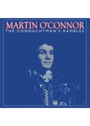 Martin O'Connor - Connachtman's Rambles (Music CD)