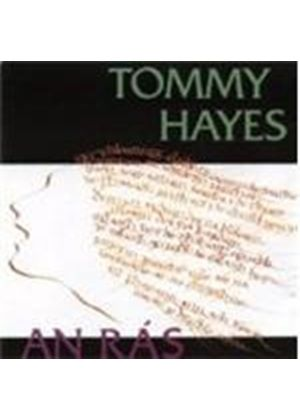 Tommy Hayes - An Ras (Music CD)