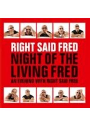 Right Said Fred - NIGHT OF THE LIVING FRED / STOP THE WORLD (Music CD)