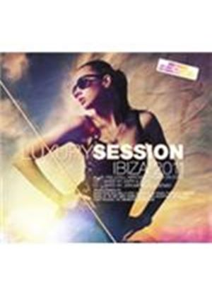 Various Artists - Luxury Session Ibiza 2011 (Music CD)