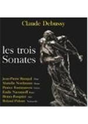 Various Artists - Debussy - The Three Sonatas