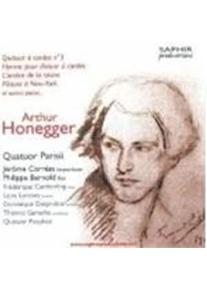 Honegger: Chamber Works