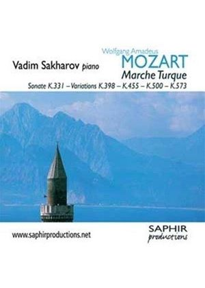 Mozart: Marche Turque (Music CD)