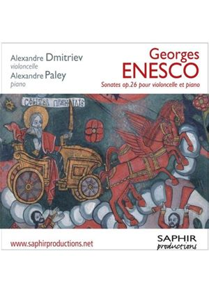 Georges Enesco: Sonatas (Music CD)