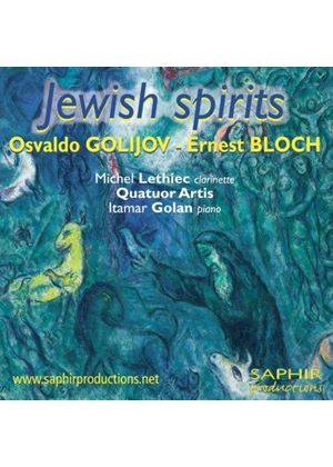 Jewish Spirits (Music CD)