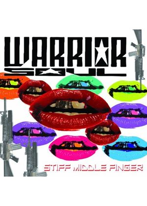 Warrior Soul - Stiff Middle Finger (Music CD)