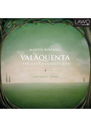 Martin Romberg: Valaquenta; Tableaux Fantastiques (Music CD)