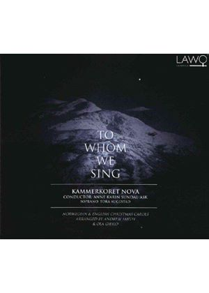 To Whom We Sing (Music CD)