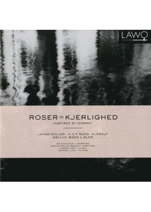 Roser og Kjerlighed: Inspired by Norway (Music CD)