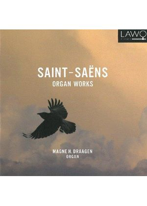 Saint-Saëns: Organ Works (Music CD)