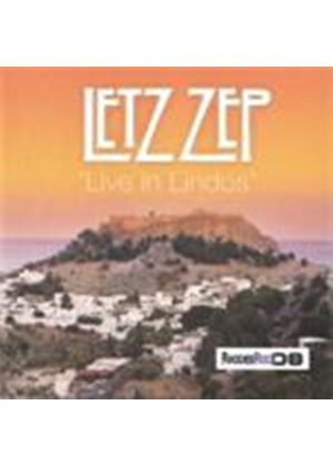 Letz Zep - Live In Lindos (Music CD)