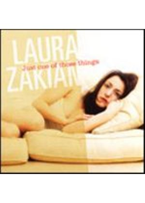 Laura Zakian - Just One Of Those Things (Music CD)