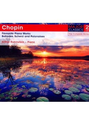 Chopin: Favourite Piano Works (Music CD)