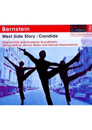 Bernstein: West Side Story; Candide (Music CD)
