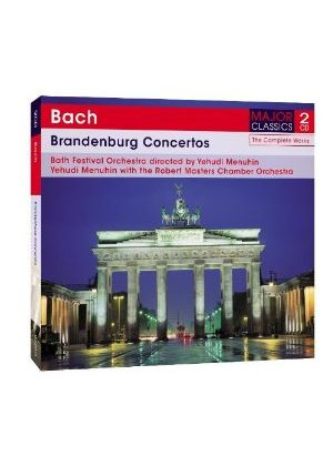Bach: Brandenburg Concertos (Music CD)