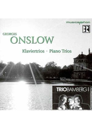 Georges Onslow: Piano Trios (Music CD)