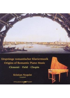Origins of Romantic Piano Music (Music CD)