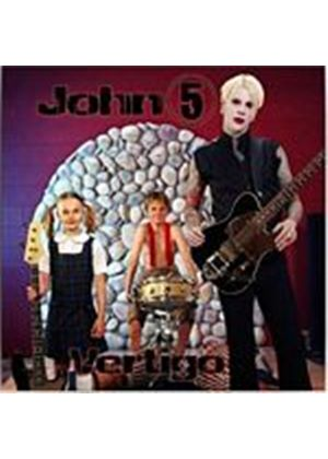 John 5 - Vertigo (Music CD)