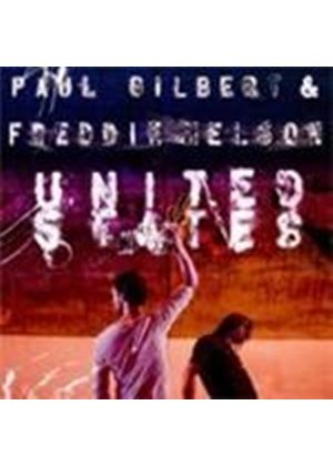 Paul Gilbert & Freddie Nelson - United States (Music CD)