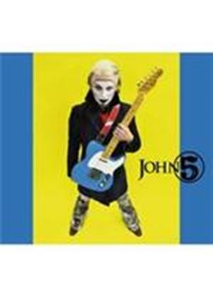 John 5 - Art Of Malice, The (Music CD)