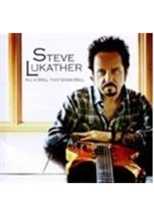 Steve Lukather - All's Well That Ends Well (Music CD)