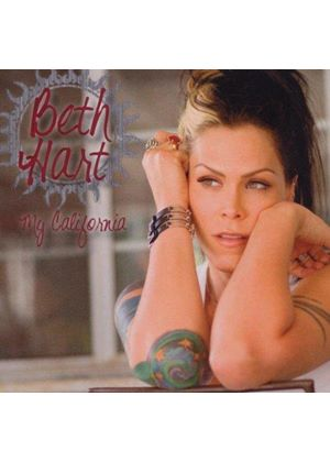 Beth Hart - My California (Music CD)