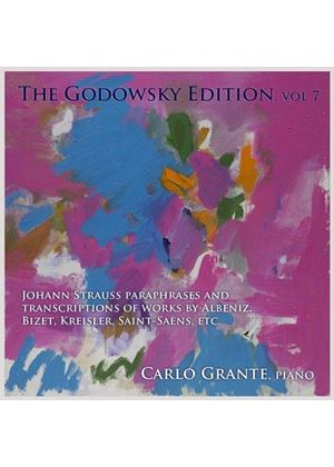 Godowsky Edition, Vol. 7 (Music CD)