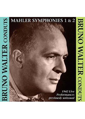 Bruno Walter Early New York Recordings (Music CD)