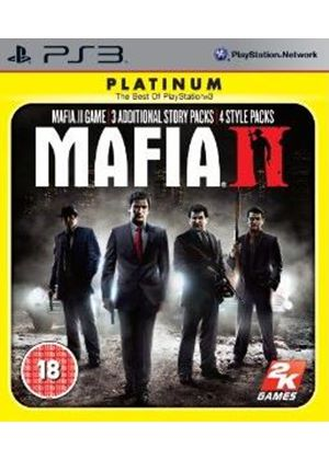 Mafia II - Platinum (PS3)