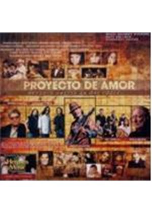Various Artists - Proyecto De Amor (Music CD)