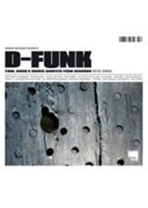 Various Artists - D-Funk (Funk Disco & Boogie Grooves From Germany) (Music CD)