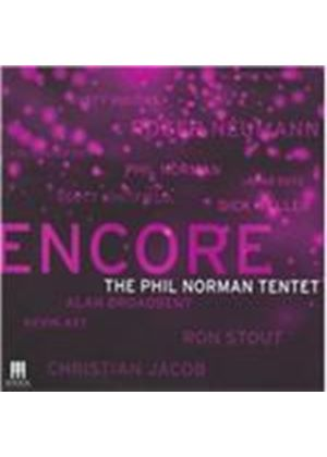 Phil Norman - Encore (Music CD)