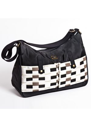 Everyday Bag Pisa Pockets - Black