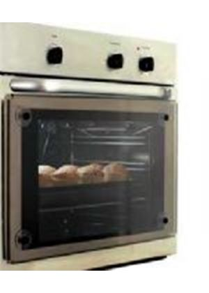 Transparent Safety Oven Door Guard