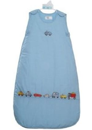 Sleeping Bag - Beep Beep 2.5 Tog - 6-18 Months