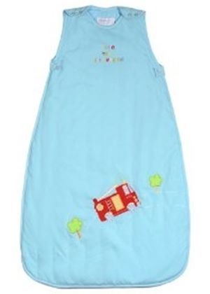 Sleeping Bag - Fire Engine 2.5 Tog - 6-18 Months