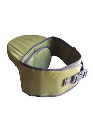 Hipseat Baby Carrier - Olive Green