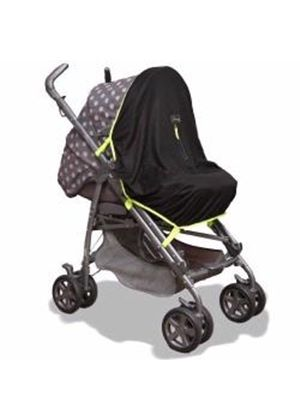 Original Snoozeshade Blackout Blind for Prams and Pushchairs