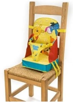 Winnie the Pooh Booster Seat
