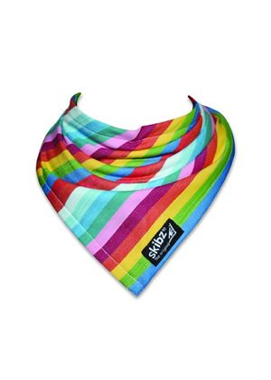 Dribble Bib Rainbow