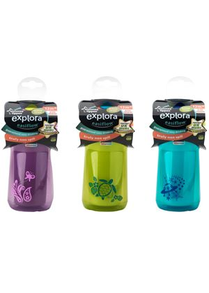 Explora Insulated Easiflow Active Straw Cup 12 Months +