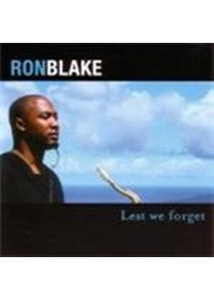 Ron Blake - Lest We Forget