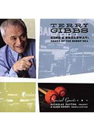 Terry Gibbs - 52nd And Broadway (Music CD)