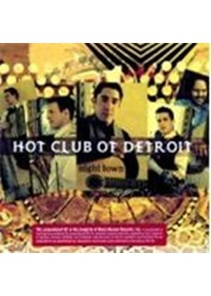 HOT CLUB OF DETROIT - Night Town
