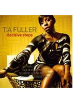 Tia Fuller - Decisive Steps (Music CD)