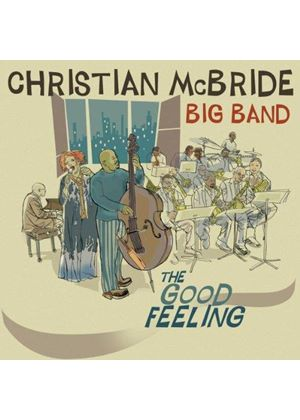Christian McBride - Good Feeling (Music CD)