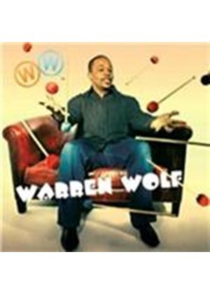 Warren Wolf - Warren Wolf (Music CD)